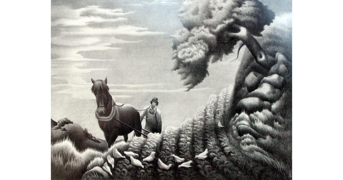 Upland by Bernard Steffen