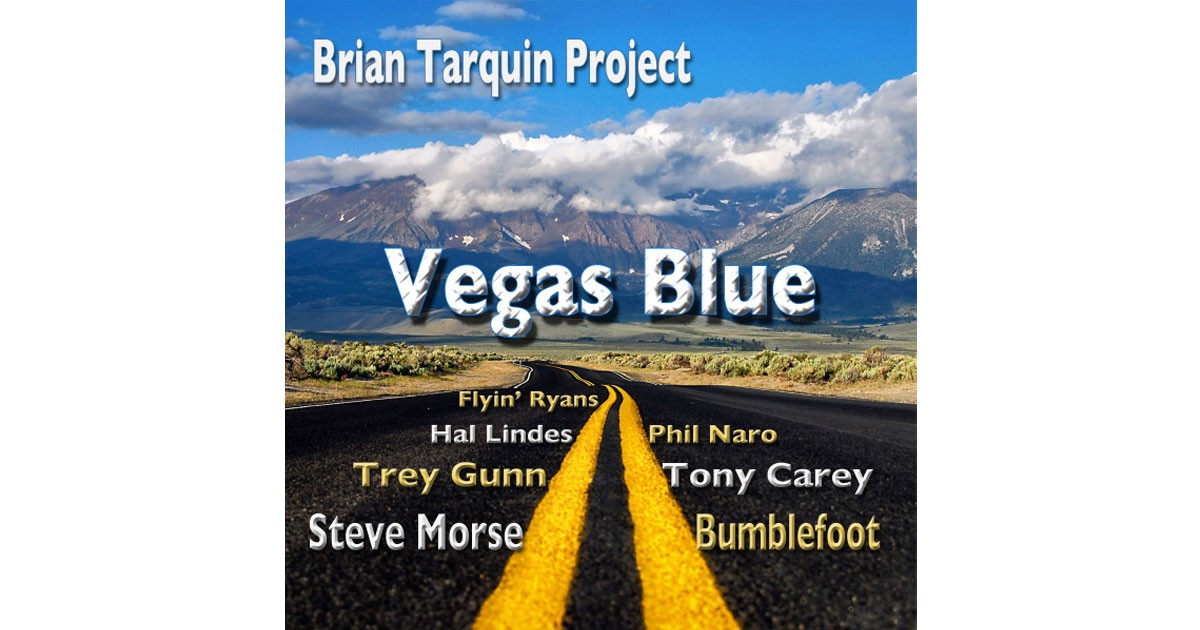 Vegas Blue - Brian Tarquin