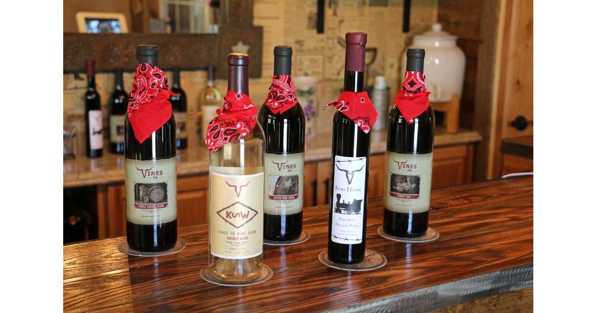 Vines 79 Wine Barn