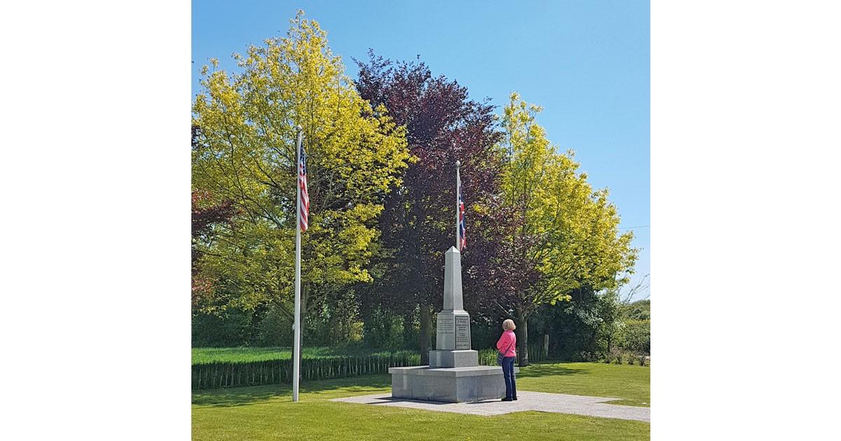 WWII-US & UK Airfield Memorial