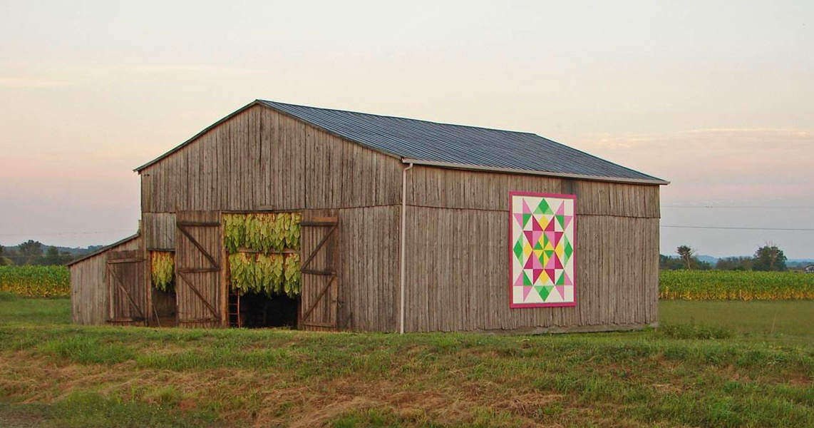 Washington County Barn Quilt Tour in Central Kentucky
