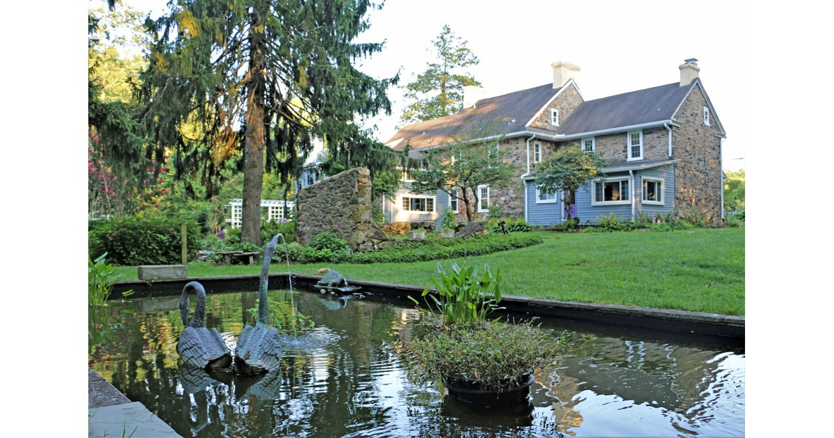 Wild Wisteria Bed and Breakfast, Chadds Ford, PA
