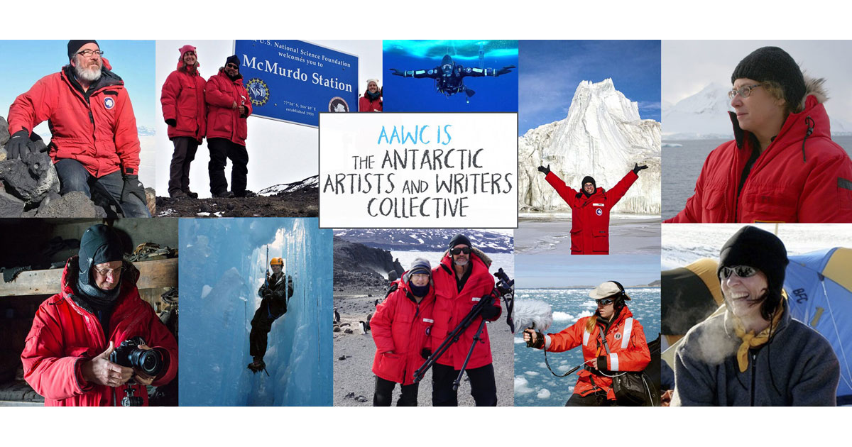 Antarctic Artists