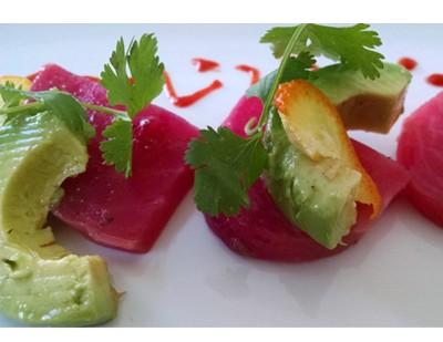 Spring Beet Salad