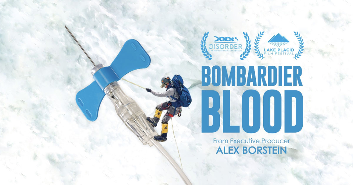 BOMBARDIER BLOOD DOCUMENTARY