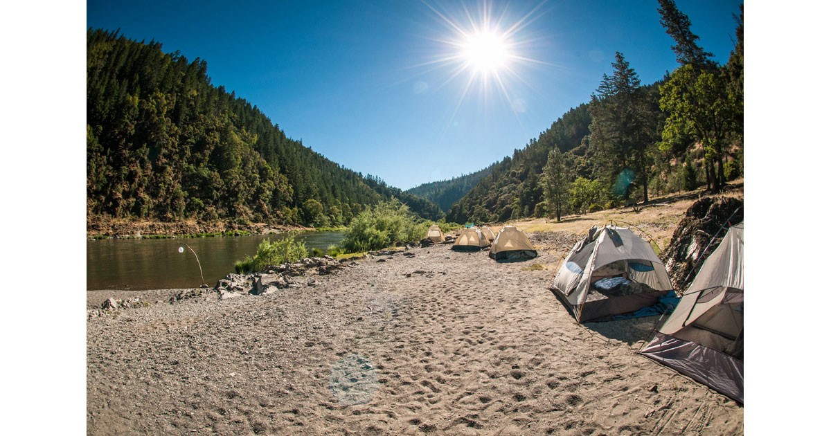 Camp site - Photo: Momentum: P