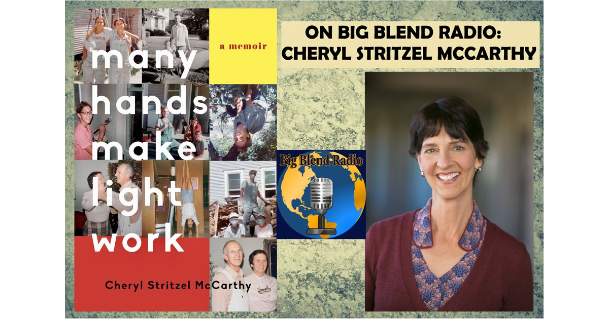Many Hands Make Light Work by Cheryl Stritzel McCarthy