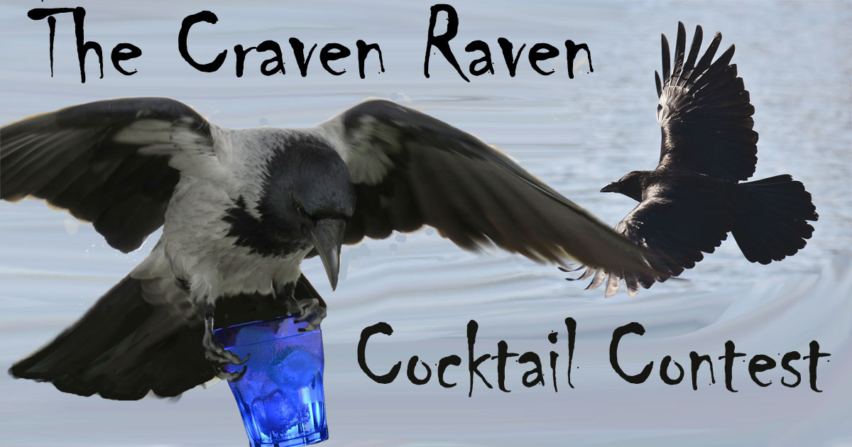 Craven Raven Cocktail Contest