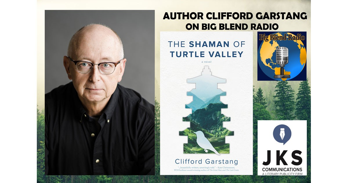The Shaman of Turtle Valley by Cliff Garstang
