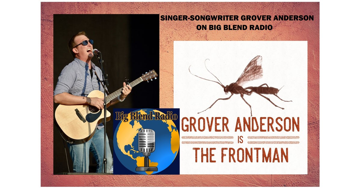 Grover Anderson - Frontman