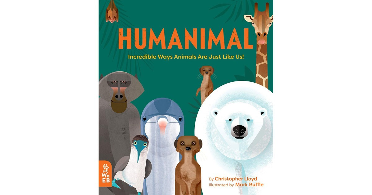 Humanimals by Christopher Lloyd