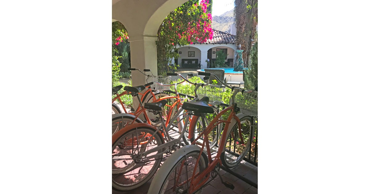 Ingleside Inn Bikes