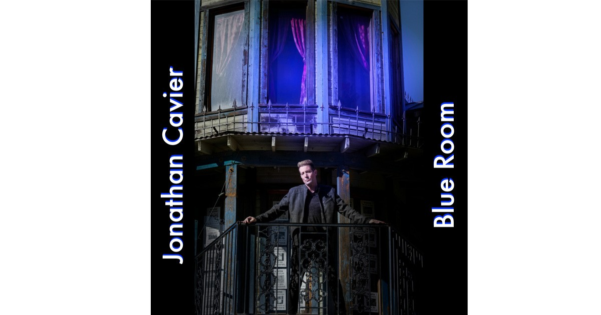 Jonathan Cavier: Blue Room Album