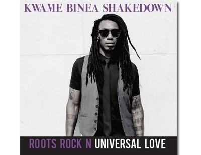 Kwame Binea Shakedown