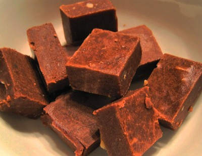 Melt-in-Your-Mouth Fudge