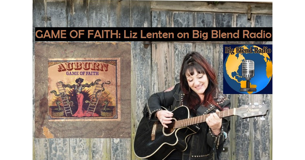 Liz Lenton - Game of Faith