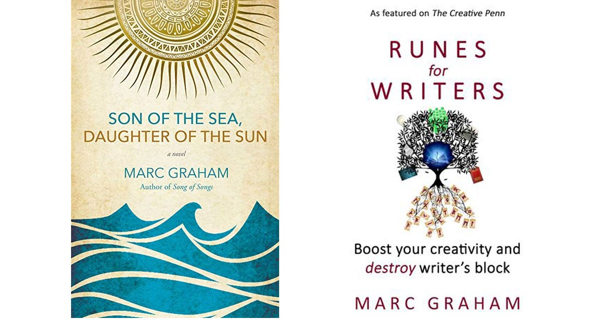 Marc Graham Books