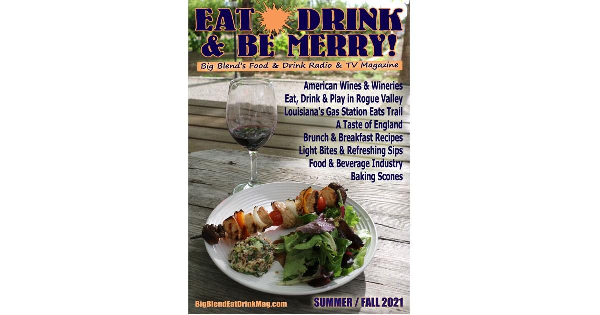 Eat, Drink & Be Merry Magazine