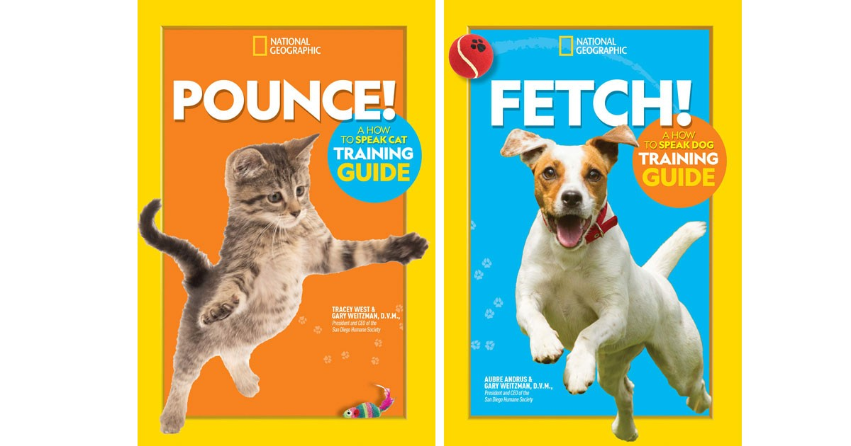 Pounce & Fetch by Dr. Gary Weitzman