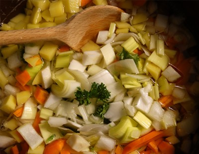 Cooking Stews & Soups