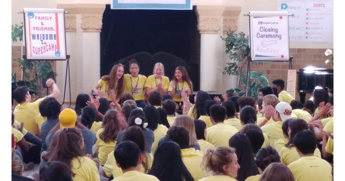 Students sharing