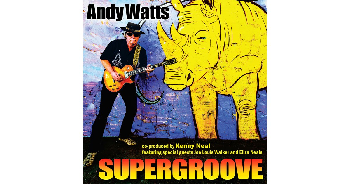 Supergroove - Andy Watts