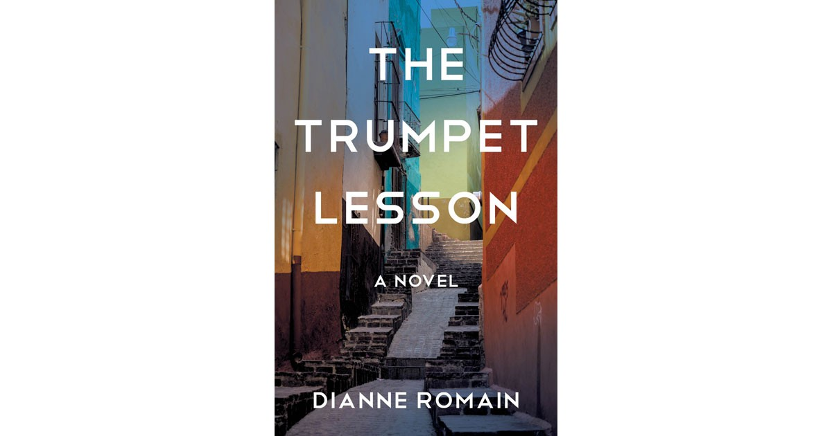 Trumpet Lesson by DIANNE ROMAIN